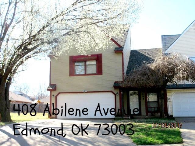 408 Abilene Avenue, Edmond, OK 73003