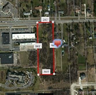 1857 SOUTH Boulevard W, Troy, MI 48098
