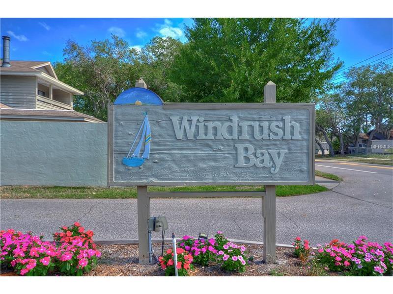 603 WINDRUSH BAY DRIVE 603, TARPON SPRINGS, FL 34689