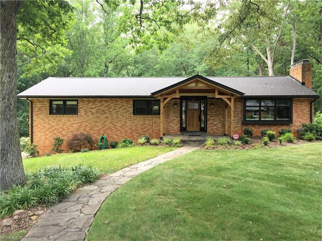 16 Briarcliff Drive, Asheville, NC 28803