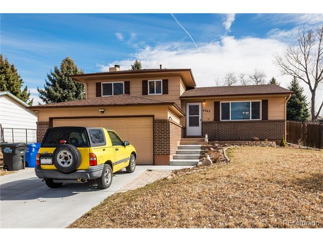 4745 Montebello Drive, Colorado Springs, CO 80918