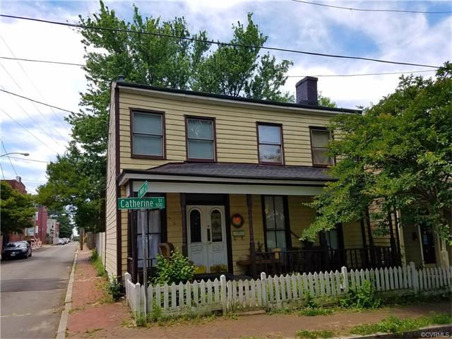 501 W Catherine Street, Richmond, VA 23220
