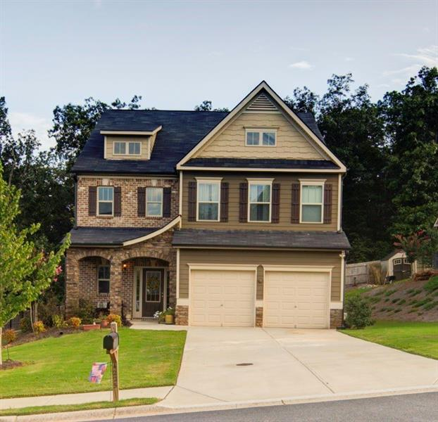 4225 Hopewell Manor Drive, Cumming, GA 30028