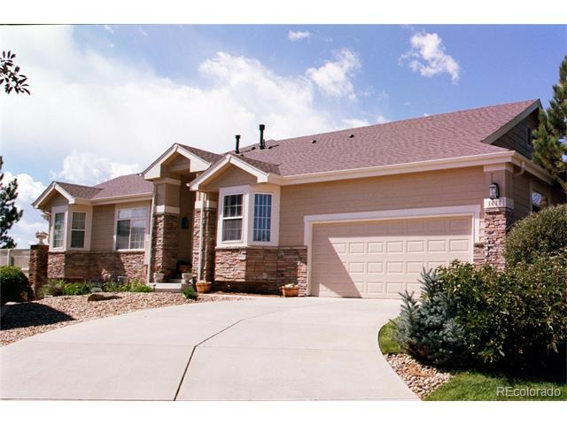 1417 Pineridge Lane, Castle Pines, CO 80108