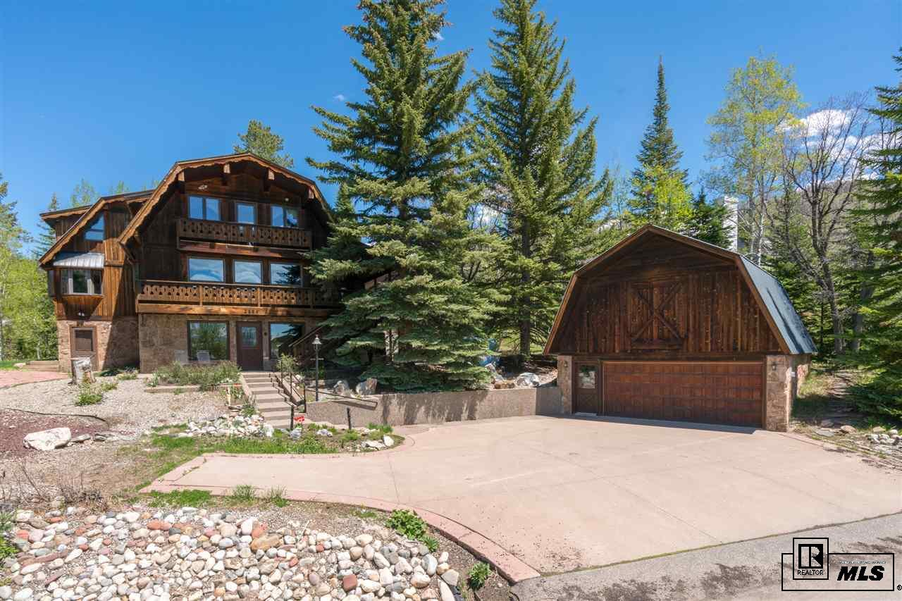 2894 Burgess Creek Road, Steamboat Springs, CO 80487