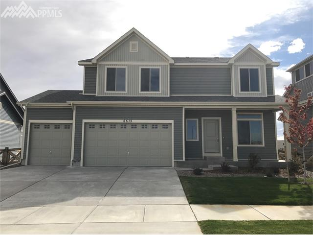 6515 Mineral Belt Drive, Colorado Springs, CO 80927