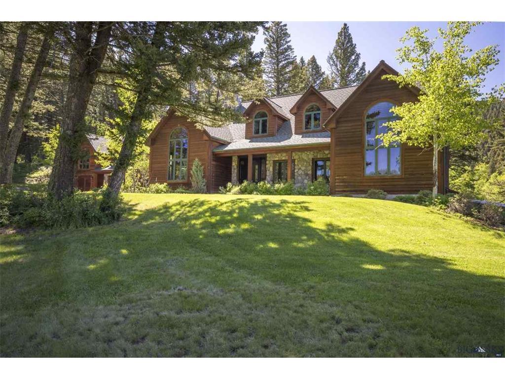 849 Kelly Creek Road, Bozeman, MT 59715