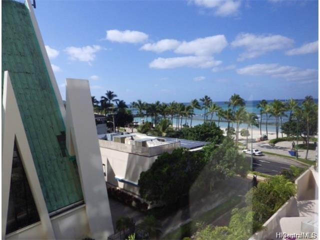2500 Kalakaua Avenue 506, Honolulu, HI 96815