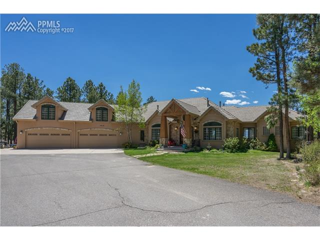 10510 Huntsman Road, Colorado Springs, CO 80908