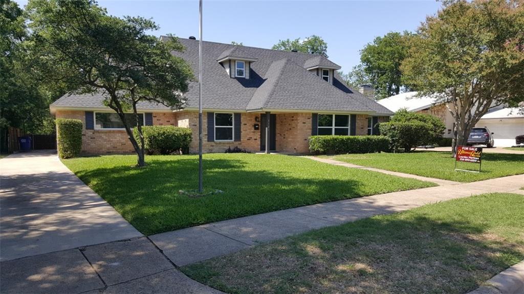 3121 Brincrest Drive, Farmers Branch, TX 75234