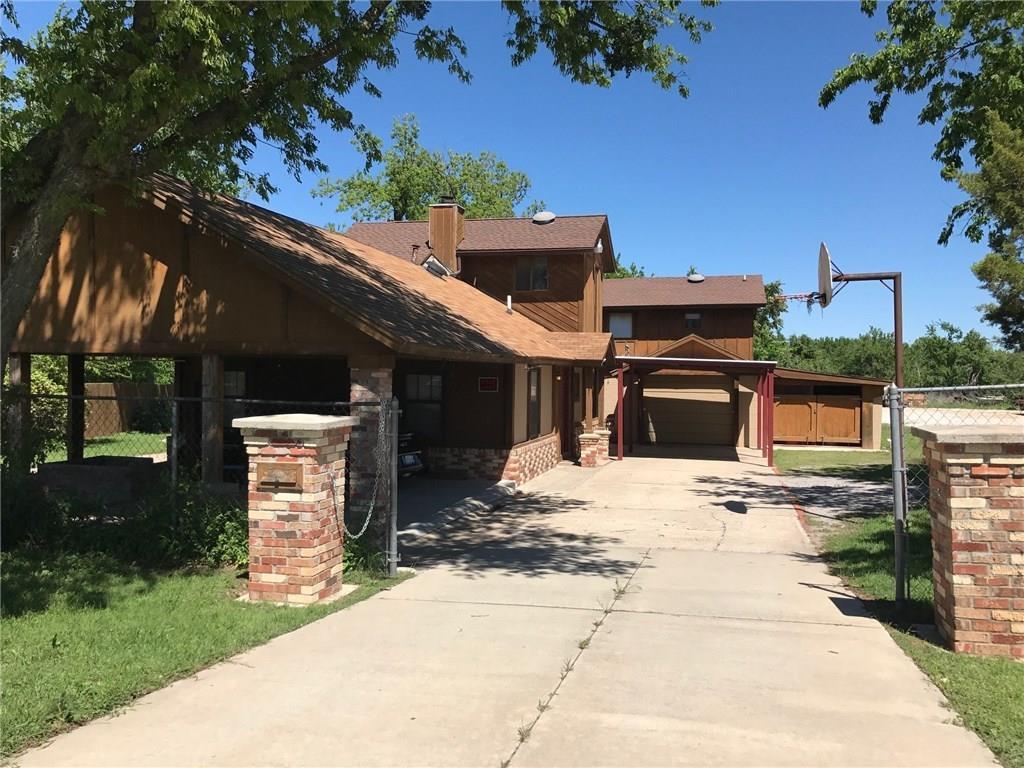 1603 S Choctaw Avenue, El Reno, OK 73036