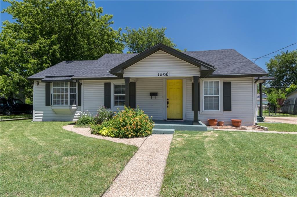 1506 N College Street, McKinney, TX 75069