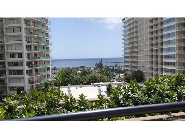 1778 Ala Moana Boulevard 1512, Honolulu, HI 96815