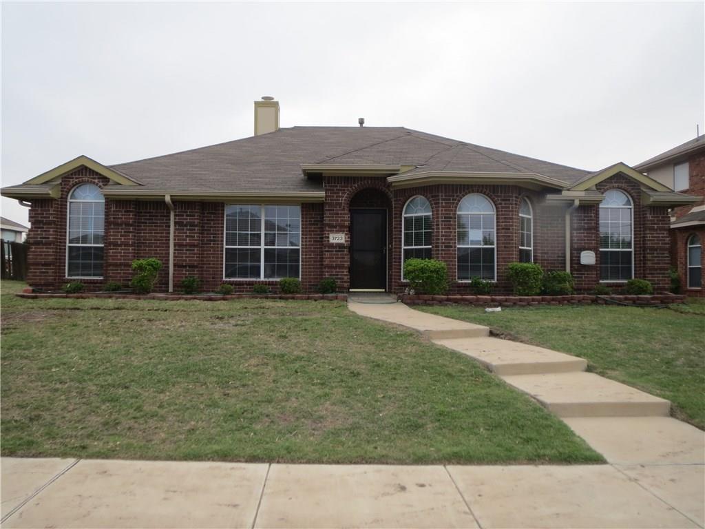 3723 Cedar Creek Lane, Sachse, TX 75048