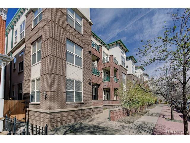 1727 Pearl Street 107, Denver, CO 80203