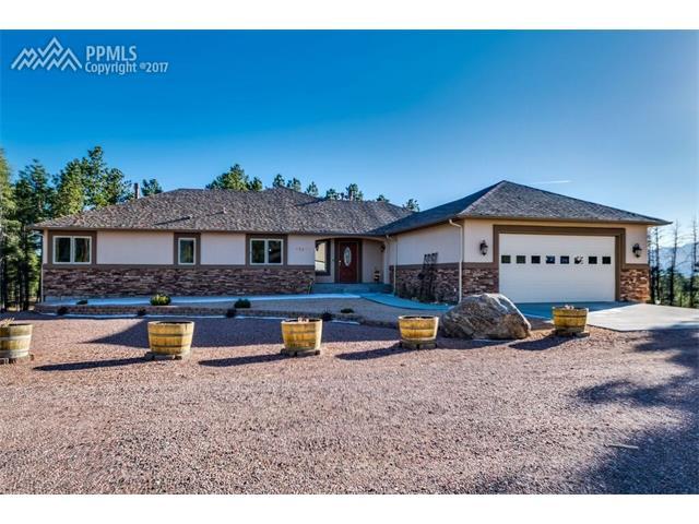 12610 Crump Road, Colorado Springs, CO 80908