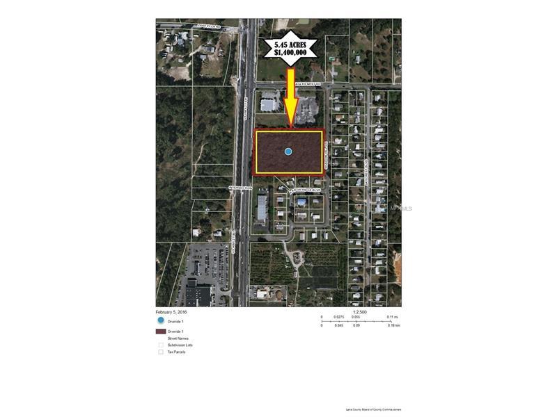 US HWY 27/441, FRUITLAND PARK, FL 34731