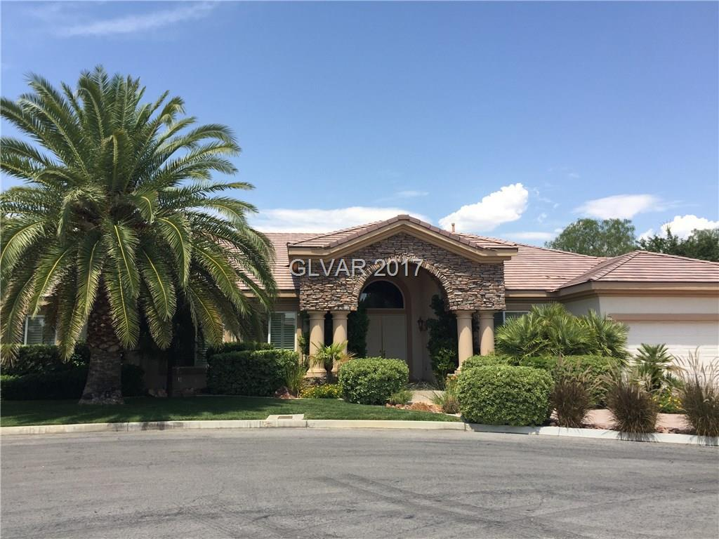 2289 CASA BELLA Court, Las Vegas, NV 89117