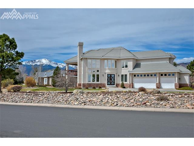 1710 Coyote Point Drive, Colorado Springs, CO 80904