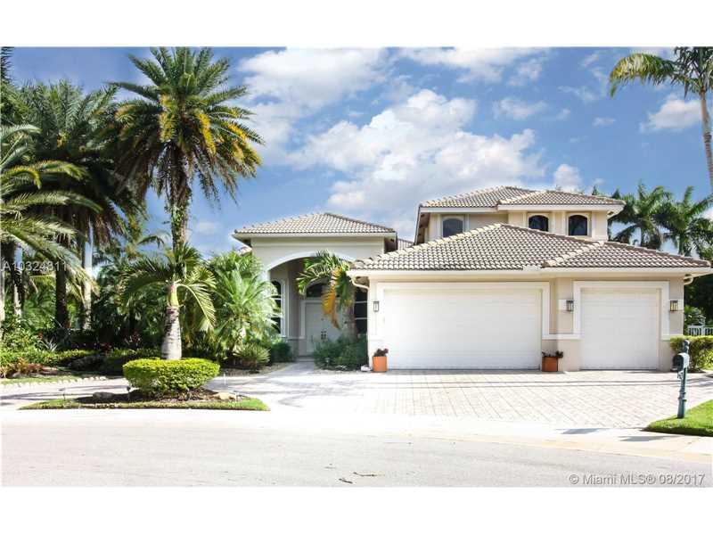 1591 Victoria Isle Way, Weston, FL 33327