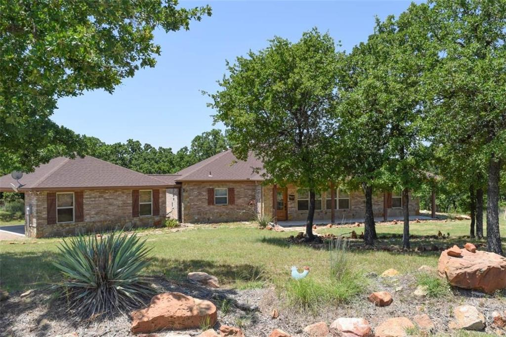 310 Sandstone Way, Gordon, TX 76453
