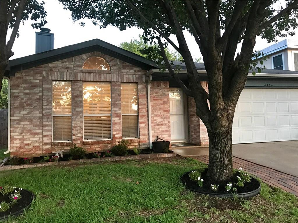 4004 Staghorn Circle, Fort Worth, TX 76137