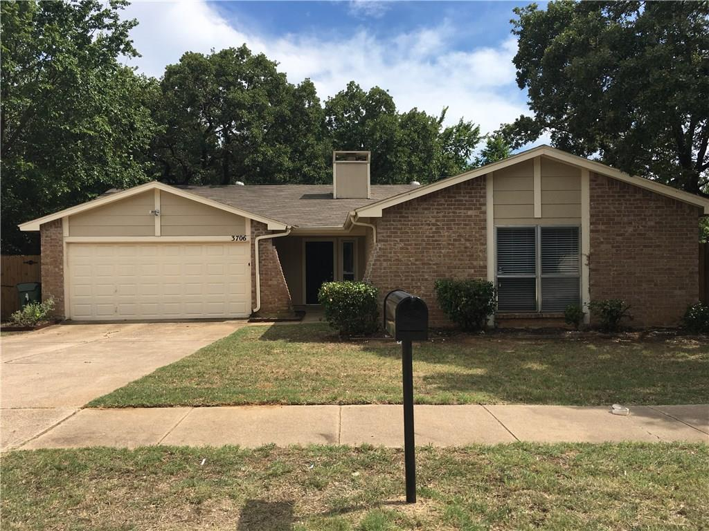 3706 Willow Ridge Drive, Arlington, TX 76017
