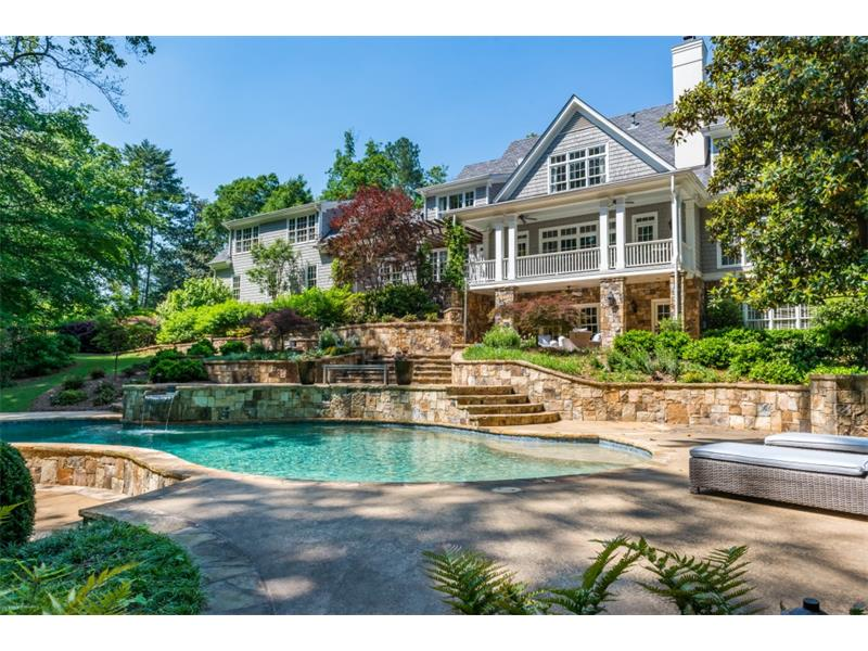 515 Tara Trail, Sandy Springs, GA 30327
