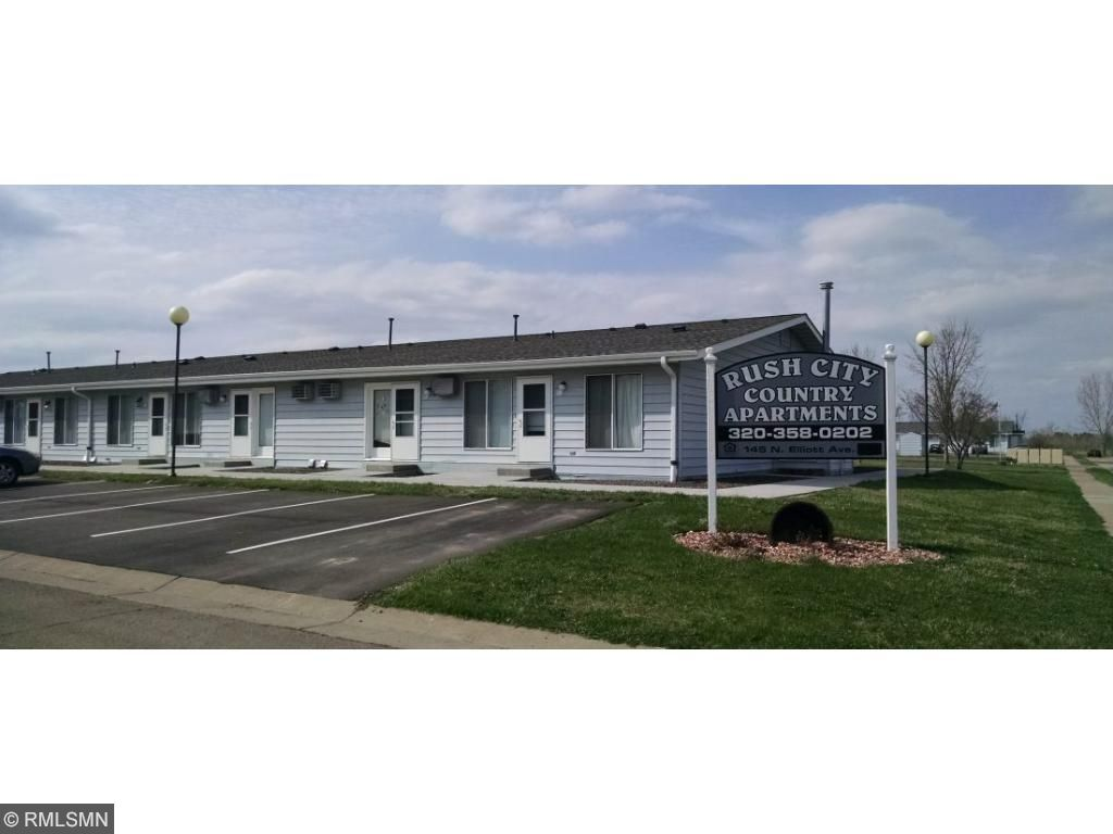 105 N Eliot Avenue, Rush City, MN 55069