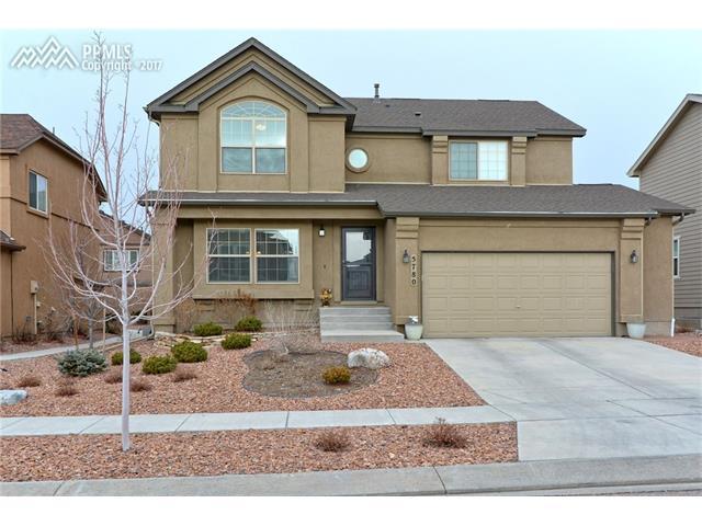 5780 Revelstoke Drive, Colorado Springs, CO 80924
