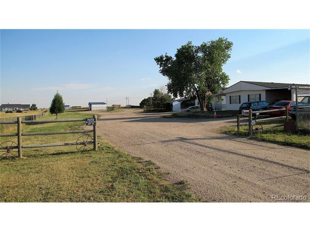 523 S Sherman Street, Byers, CO 80103
