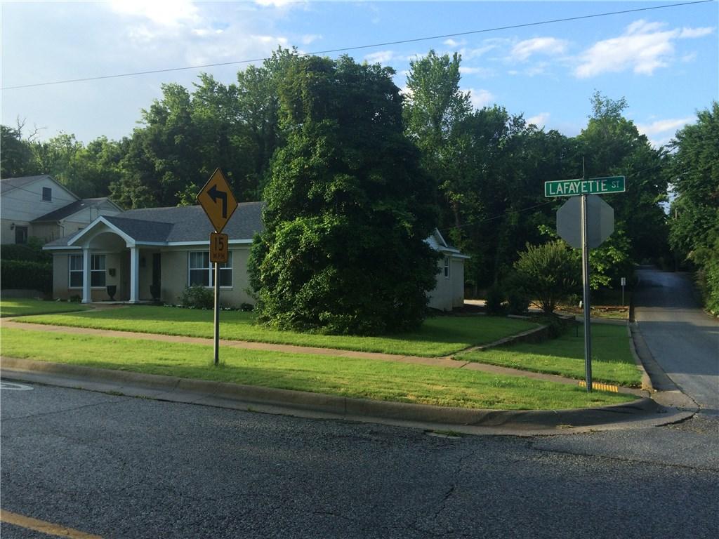503 E Lafayette ST, Fayetteville, AR 72701