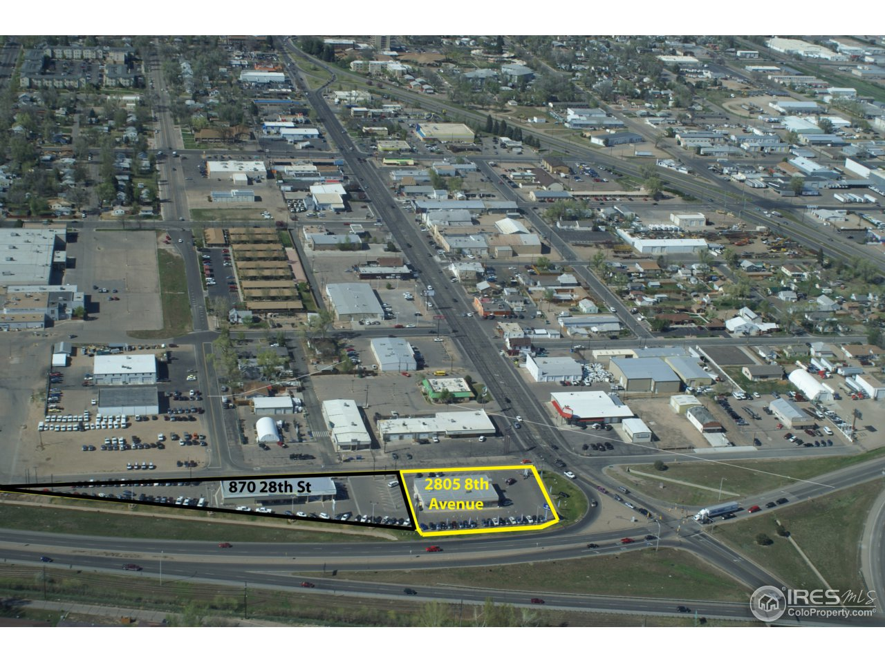2805 8th Ave, Greeley, CO 80631