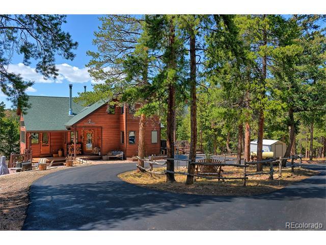 27987 Richmond Hill Road, Conifer, CO 80433