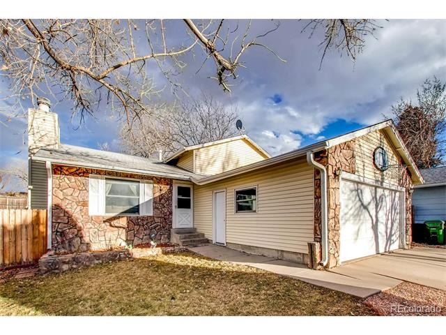 4124 S Ouray Way, Aurora, CO 80013