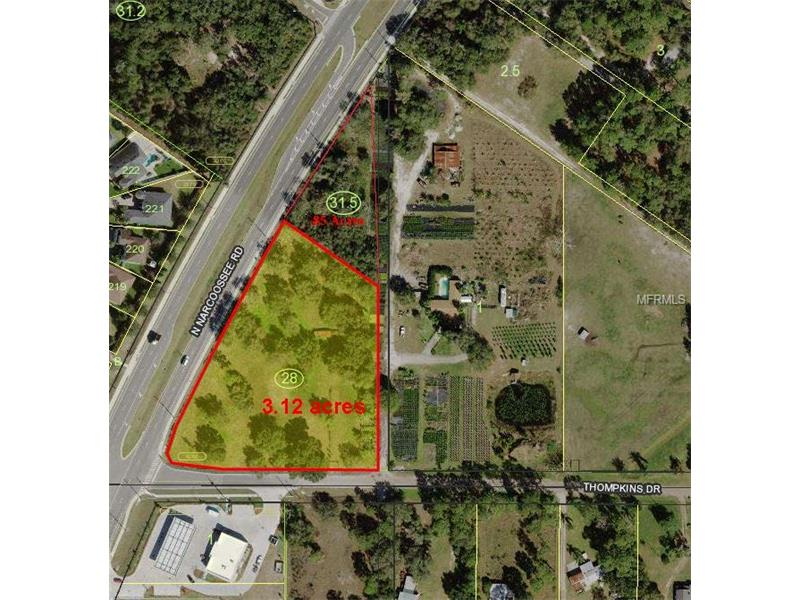 N NARCOOSSEE ROAD, SAINT CLOUD, FL 34771