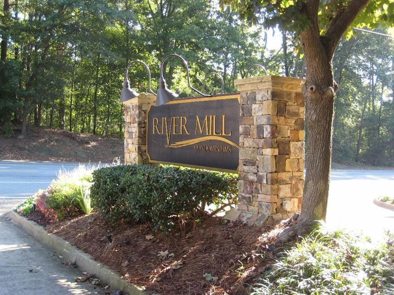 1003 River Mill Circle 1003, Roswell, GA 30075