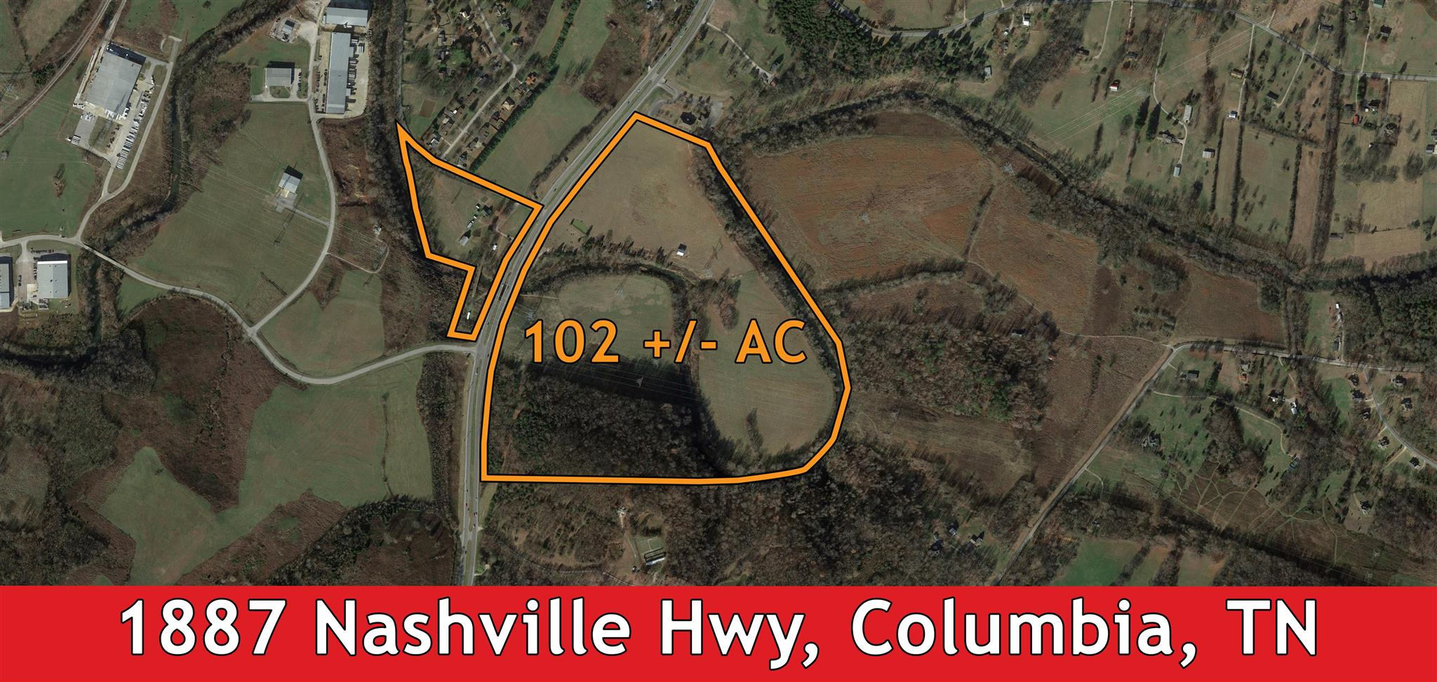1887 Nashville Hwy, Columbia, TN 38401