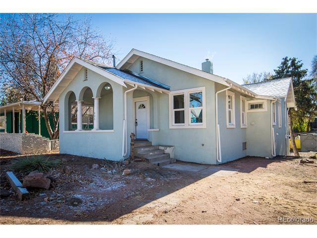 805 E Platte Avenue, Colorado Springs, CO 80903