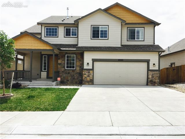 4889 Justeagen Drive, Colorado Springs, CO 80911
