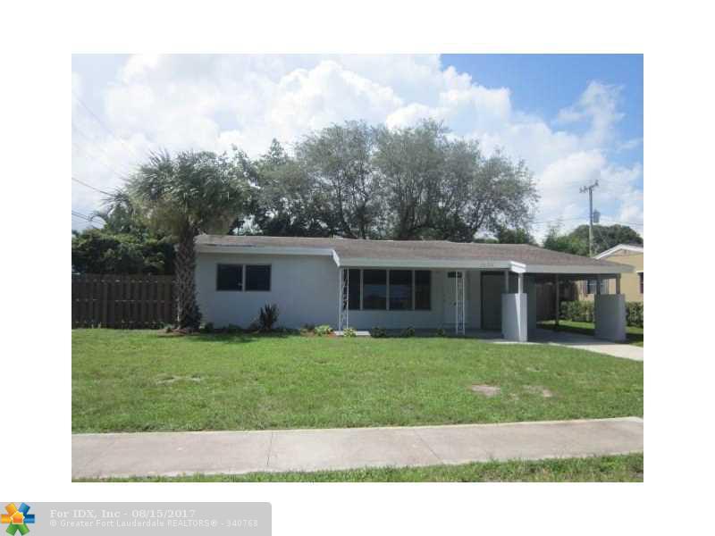1555 SW 21 terrace, Fort Lauderdale, FL 33312