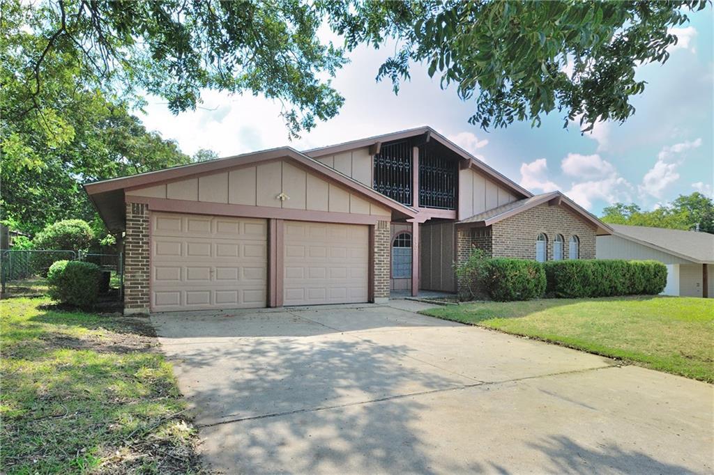 1307 Elaine Street, Weatherford, TX 76086