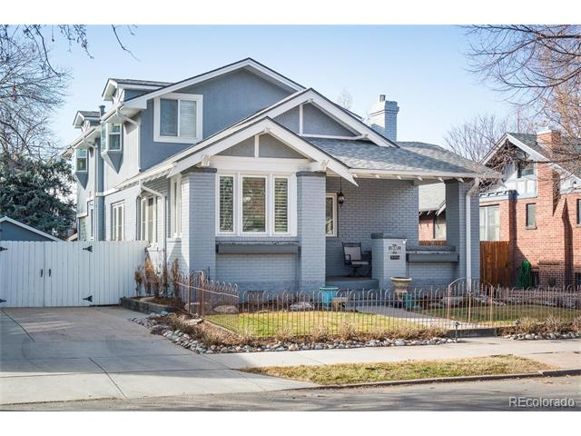 1137 S Gaylord Street, Denver, CO 80210