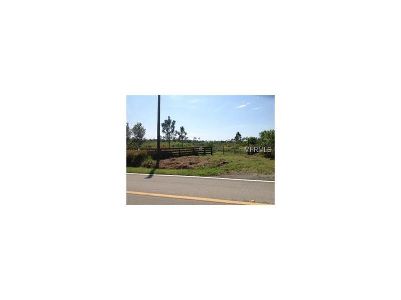 SINGLETARY ROAD, FORT MEADE, FL 33841