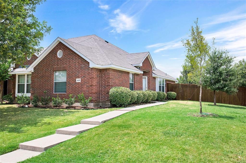 1603 Myrtle Drive, Little Elm, TX 75068