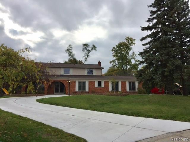 21617 S MEADOW Lane, Beverly Hills Vlg, MI 48025