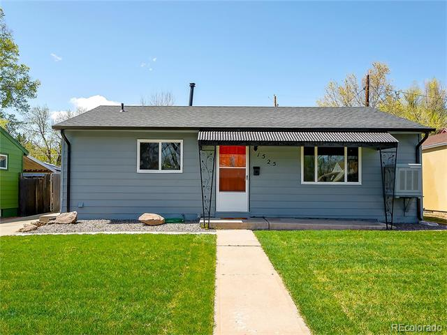 1525 S Clay Street, Denver, CO 80219