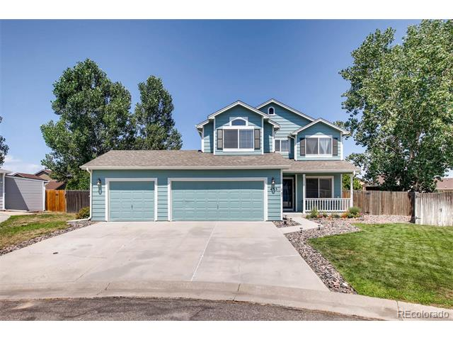 433 Zane Court, Elizabeth, CO 80107