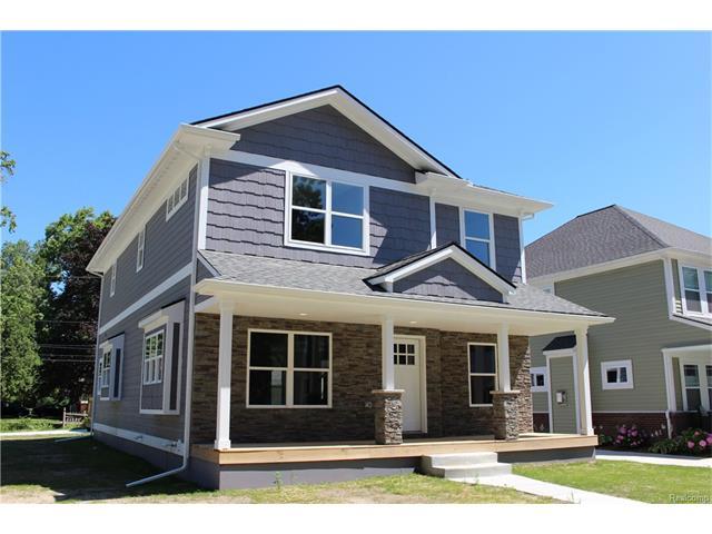 603 GOLF Avenue, Royal Oak, MI 48073