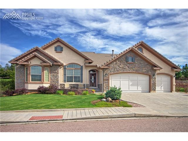 13287 Honey Run Way, Colorado Springs, CO 80921